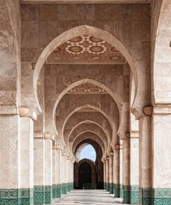 Affiches Marocaines Arche Islamique