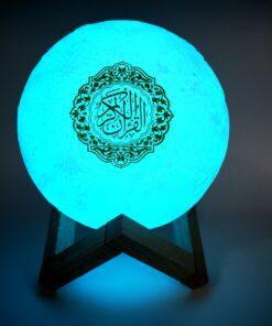 Lampe à haut-parleur du Coran